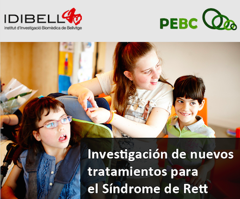 Research of new treatments for Rett Syndrome