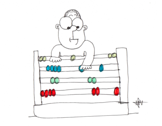 Entrenamiento en funciones ejecutivas – memoria de trabajo – ejercicio 2 – OPERACIONES