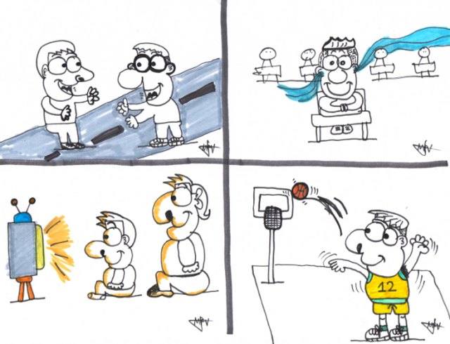 Niños autistas ¿Cómo gestionar situaciones cotidianas?