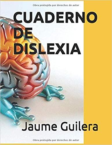 cuaderno dislexia